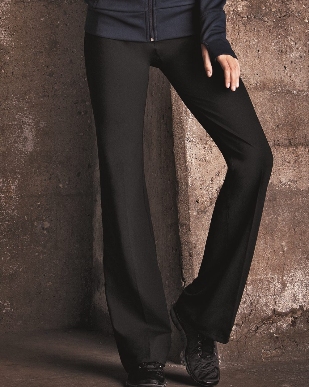 alo - Ladies' Solid Stitch Pants