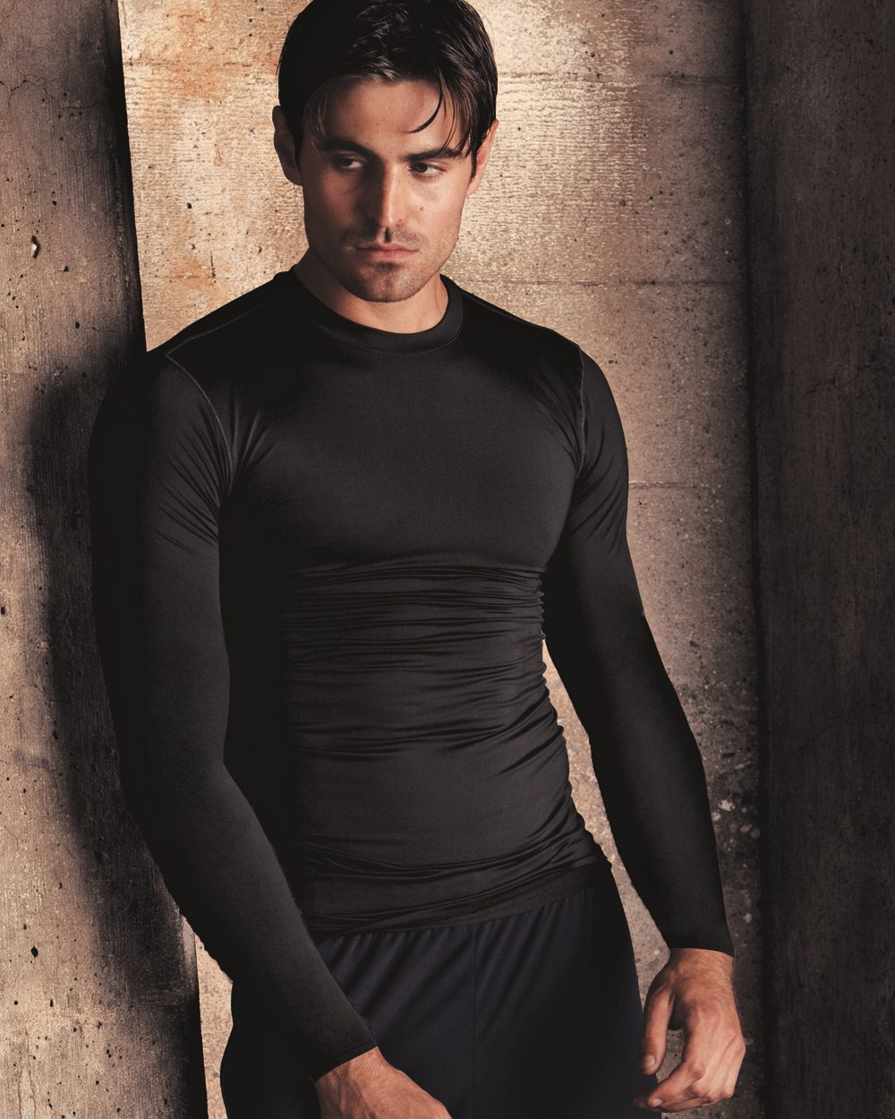 alo - Long Sleeve Compression T-Shirt