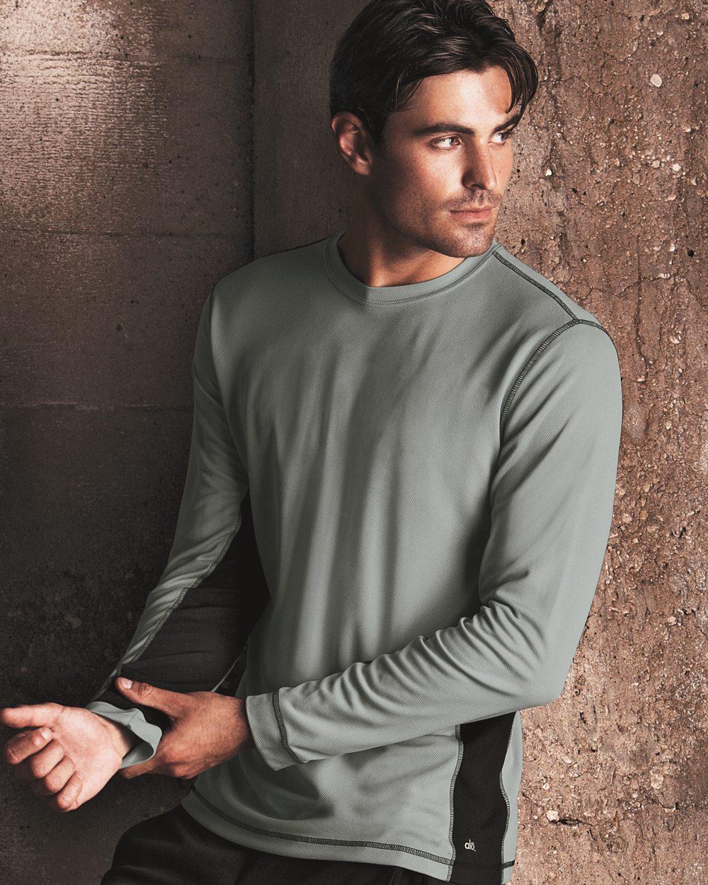 alo M3002 - Long Sleeve T-Shirt