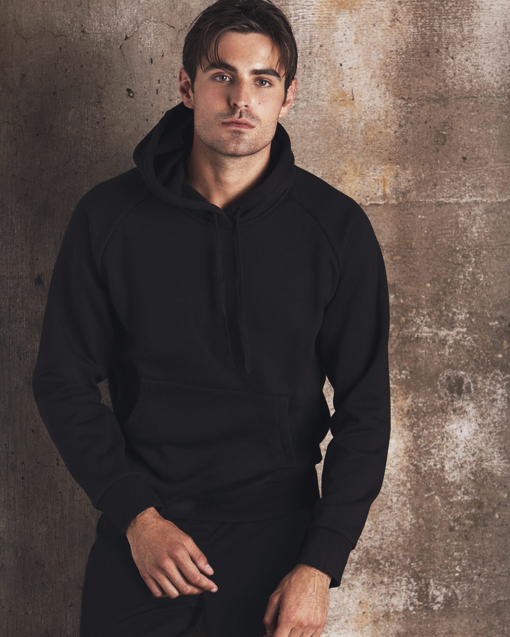 alo - Unisex Performance Fleece Hooded Pullover