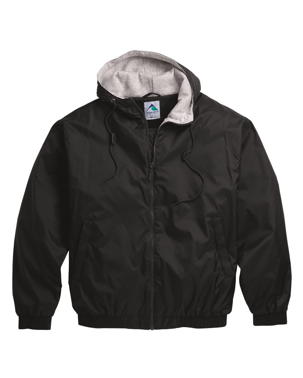 Harriton M740 Fleece-Lined Nylon Jacket $21.23 - Men's Outerwear