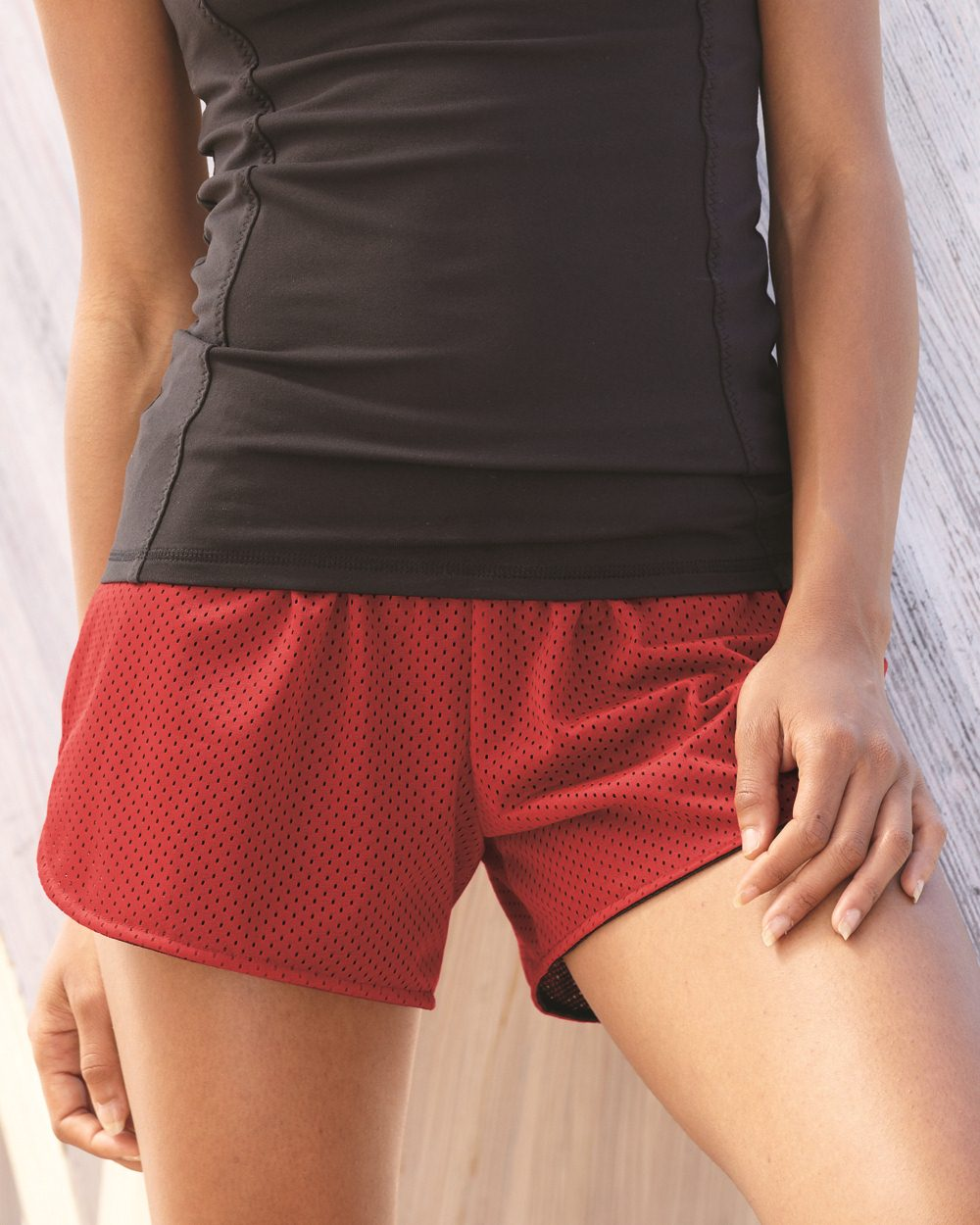 Augusta Sportswear 985 - Ladies' Reversible Mesh Short