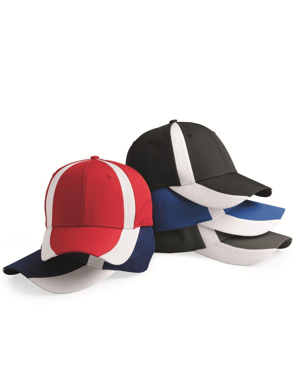 Authentic Headwear AH50 - Dri-Fit Performance Cut and Sew Cap
