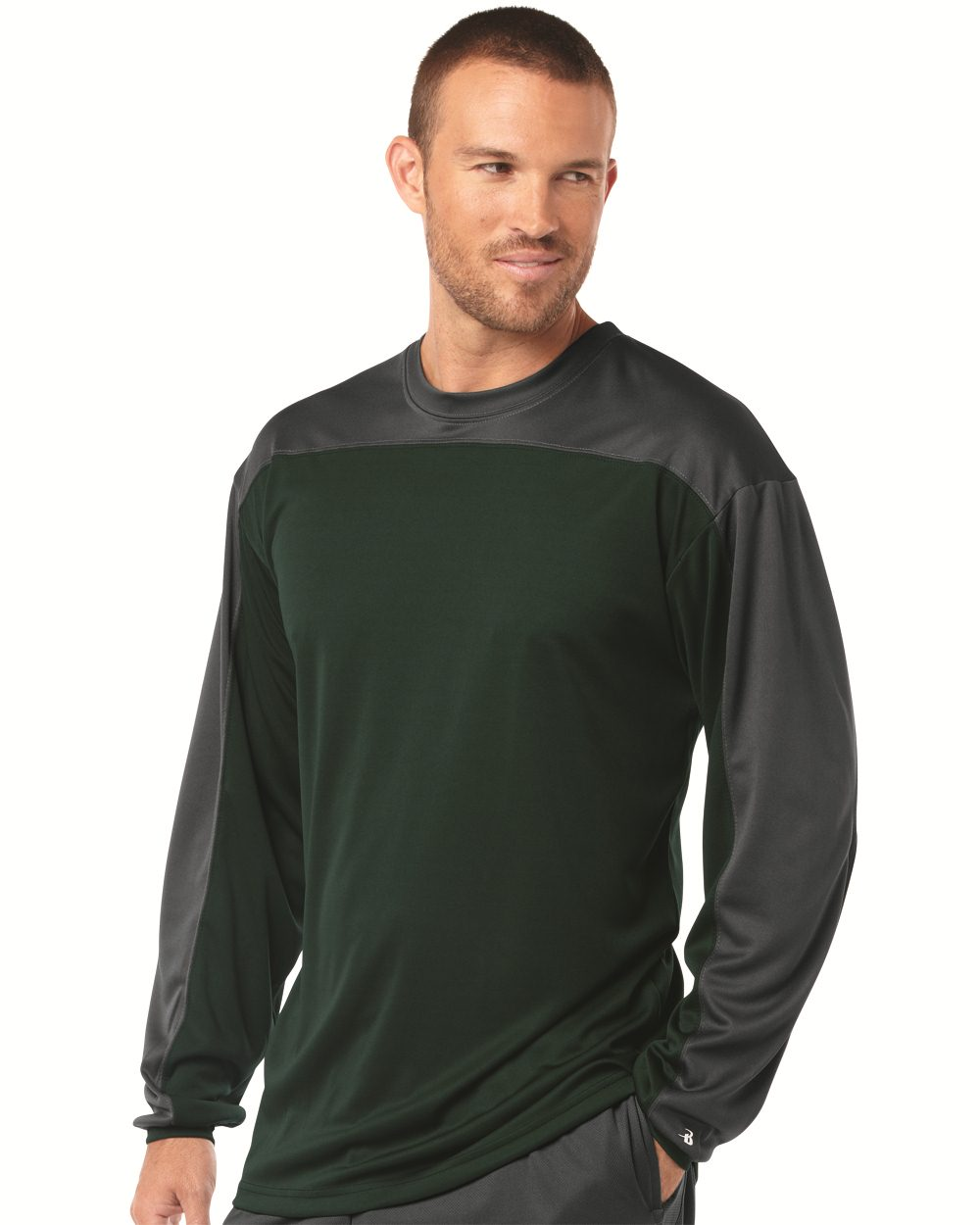 Badger 4159 - Defender B-Core Long Sleeve T-Shirt