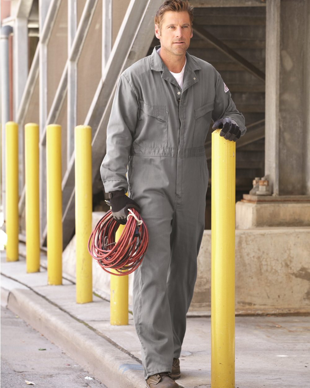 Bulwark CLD4 - Deluxe Coverall