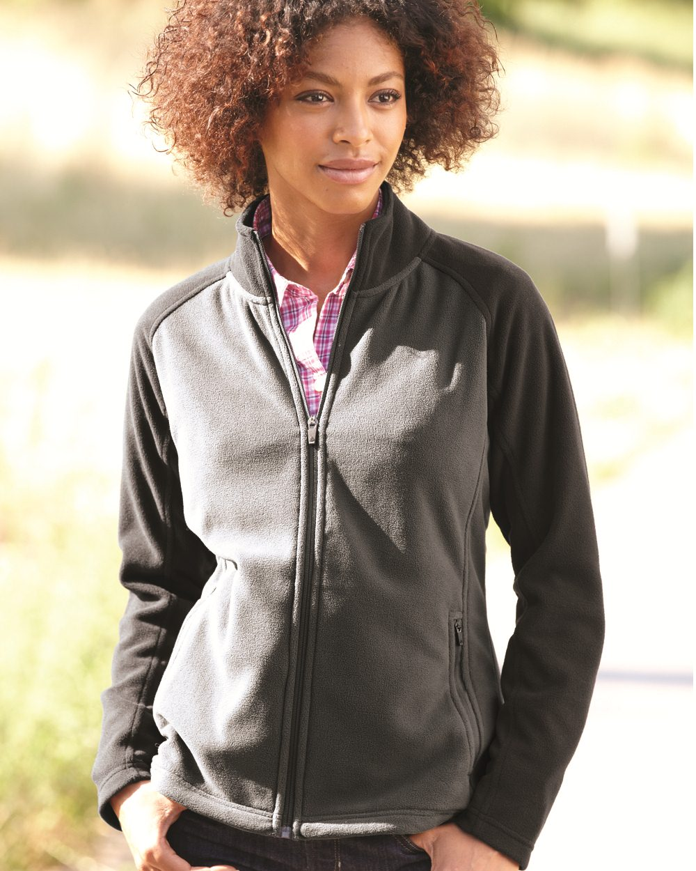 Colorado Clothing 7206 - Ladies' Steamboat Microfleece Jacket