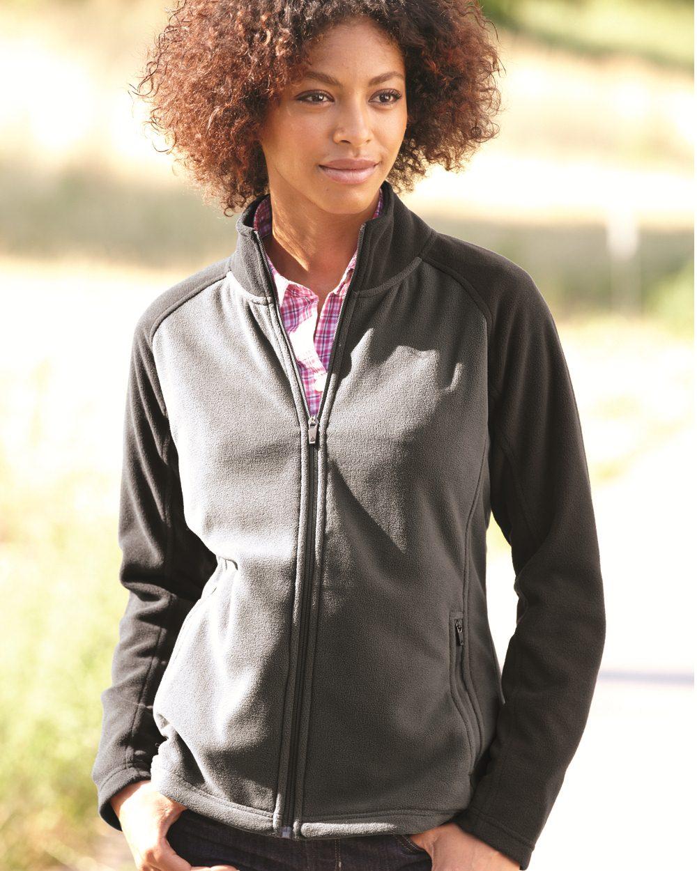 Colorado Clothing 7206 女士超细摇粒绒外套