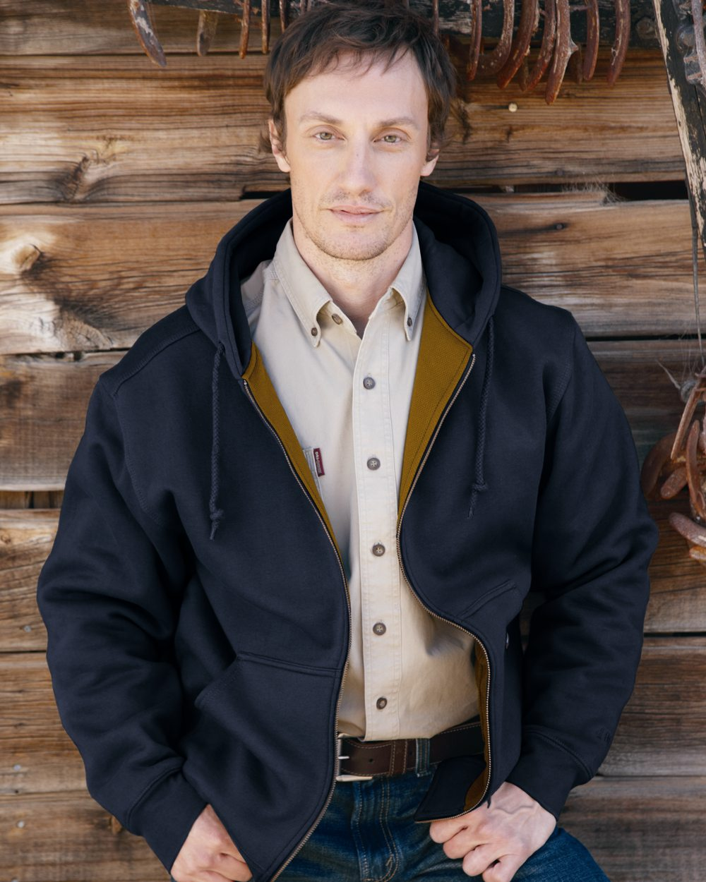 DRI DUCK 7033T - Power Fleece Jacket with Thermal Lining ...