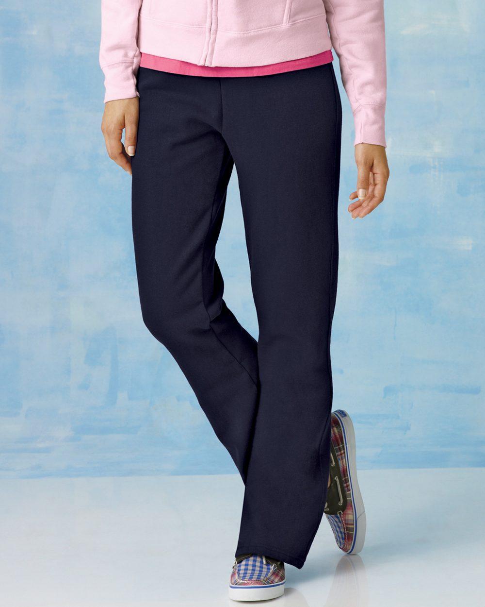 Hanes W550 - Ladies' ComfortBlend Ecosmart Sweatpants