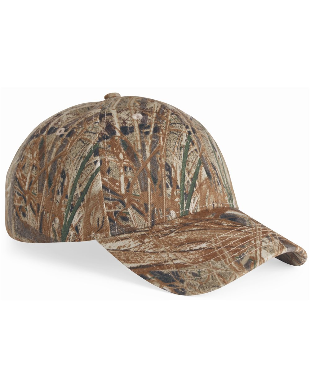 Kati LC15V - Licensed Camo Cap With Velcro