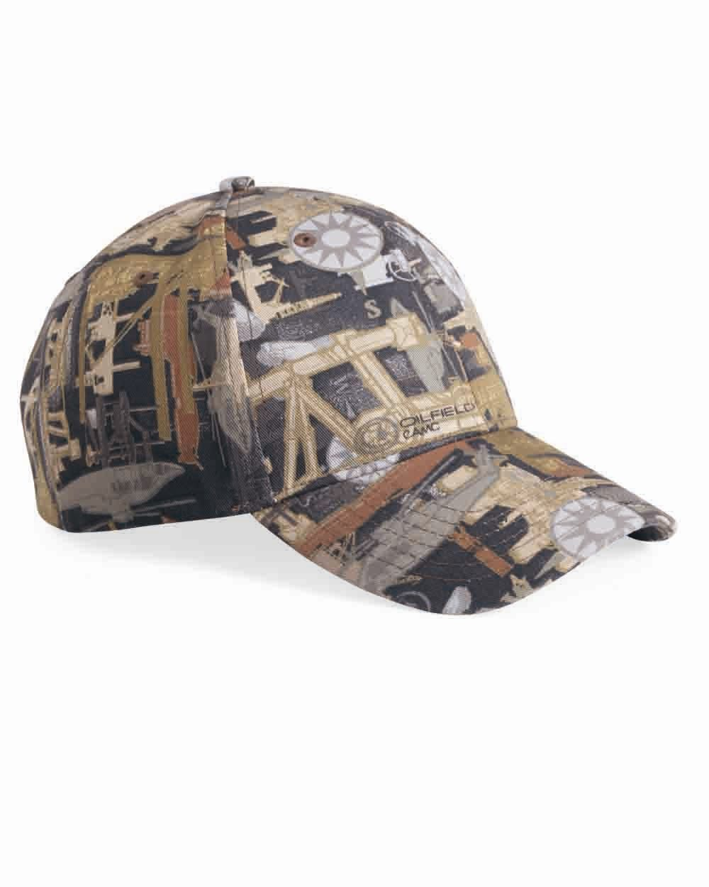 Kati OIL25 - Oilfield Camo Cap