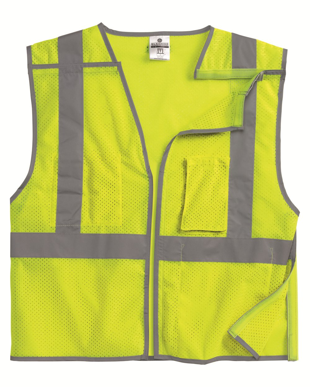 ML Kishigo 1505-1506 - Brilliant Series Economy Breakaway Vest