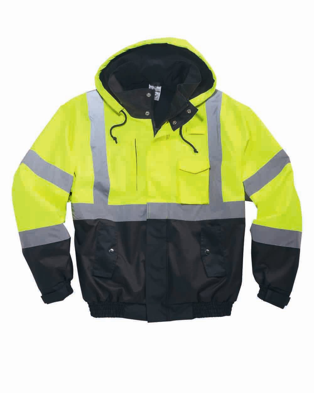 ML Kishigo 9670-9671 - Hi-Vis Jacket - 9670, 9671
