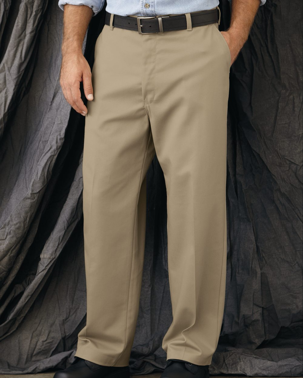 Red Kap - Plain Front Casual Cotton Pant