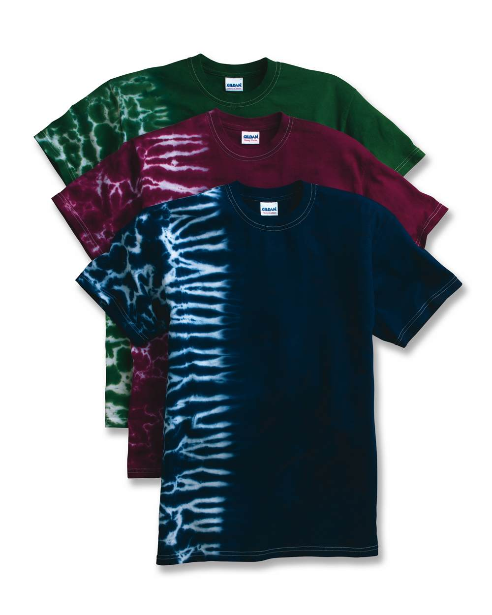 Tie-Dyed 200FU - Fusion Short Sleeve T-Shirt