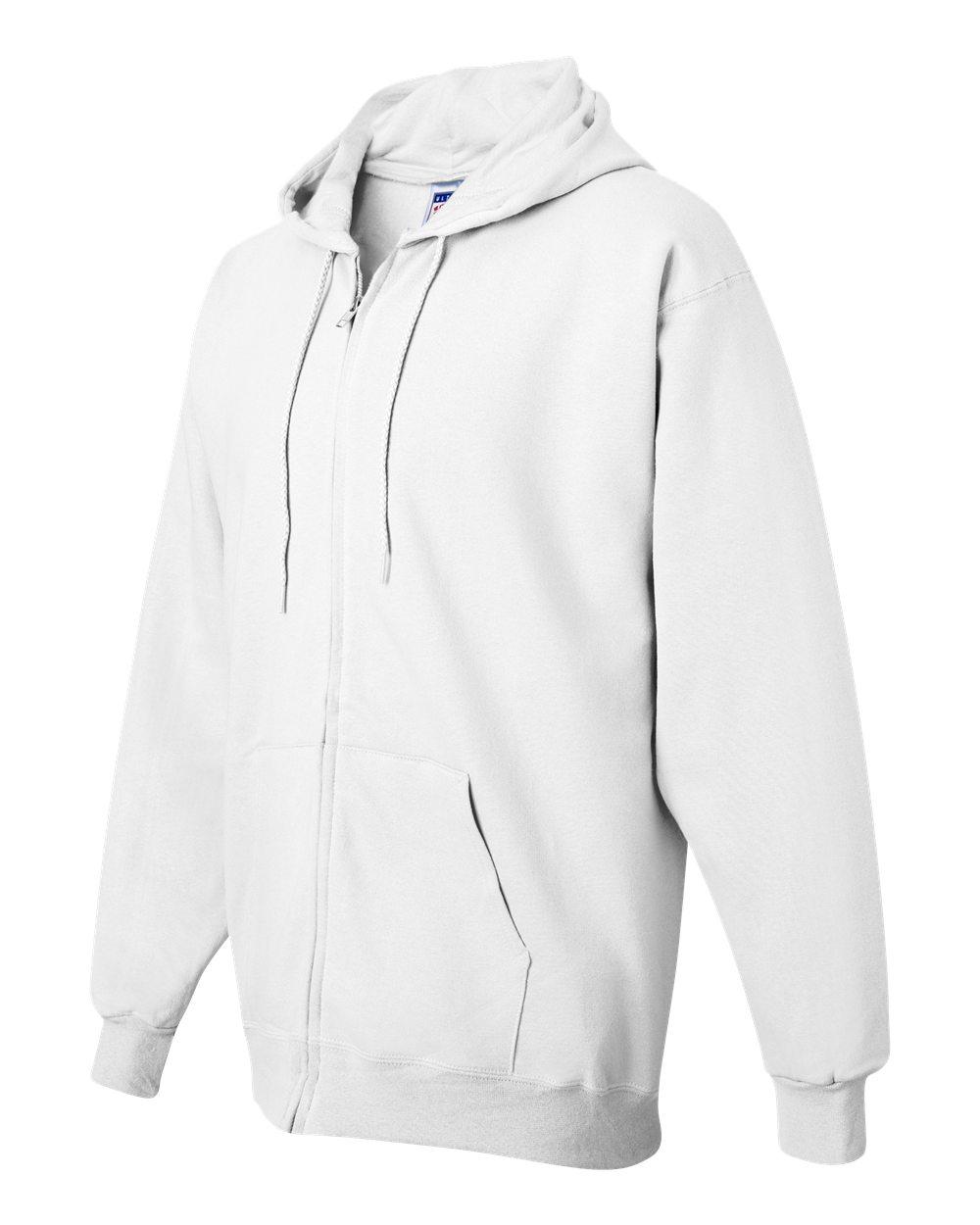 Hanes F280 - PrintProXP Ultimate Cotton Full-Zip Hooded Sweatshirt