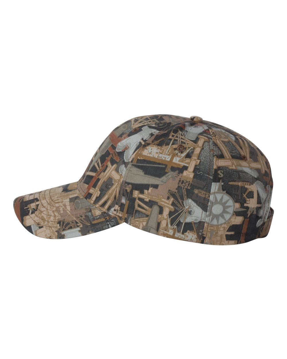 Kati OIL15 - Oilfield Camo Cap