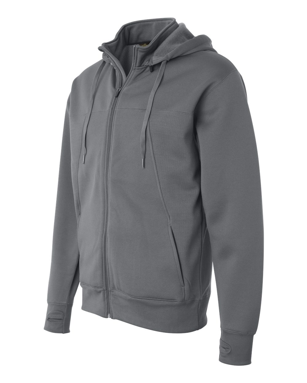 Independent Trading Co EXP80PTZ - Hi-Tech Full-Zip Hooded Sweatshirt
