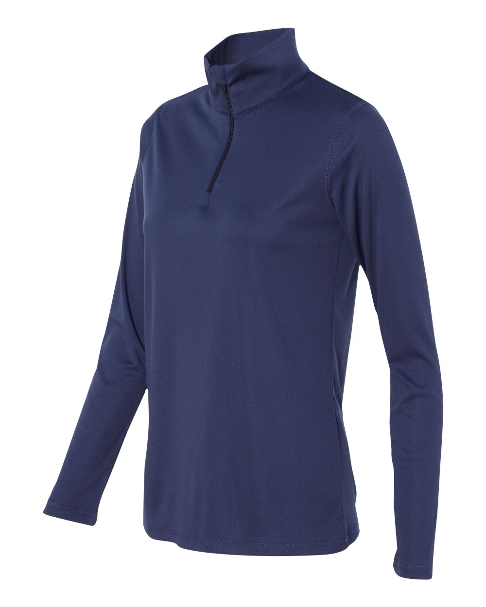 alo - Ladies' Quarter Zip Lightweight Pullover
