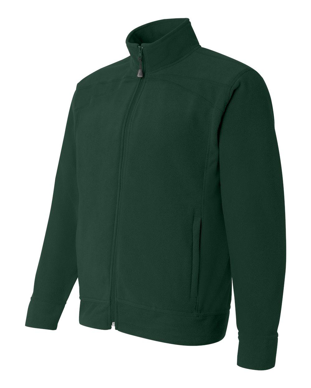 Colorado Clothing 5289 - Lightweight Microfleece Full-Zip Jacket