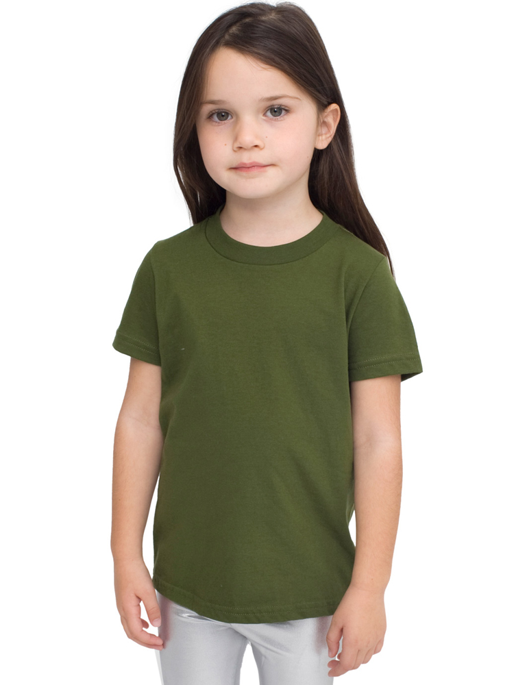 American Apparel 2105 - Kids Fine Jersey Short-Sleeve ...