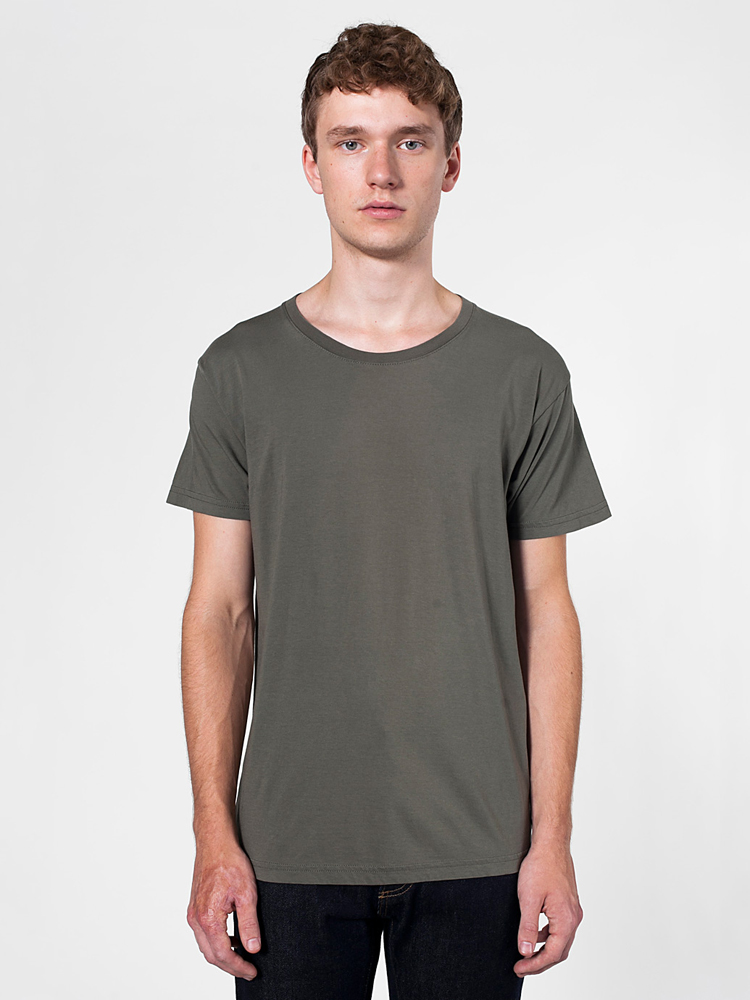 American Apparel 2011 - Unisex Power Washed Tee