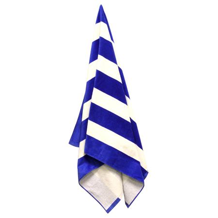 Carmel Towel Co. C3060-0827LB - Classic Cabana Stripe Towel