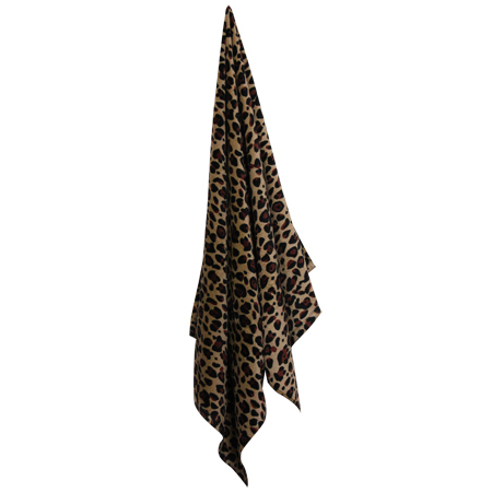 Carmel Towel Co. C3060-0832LB - Animal Print Towel