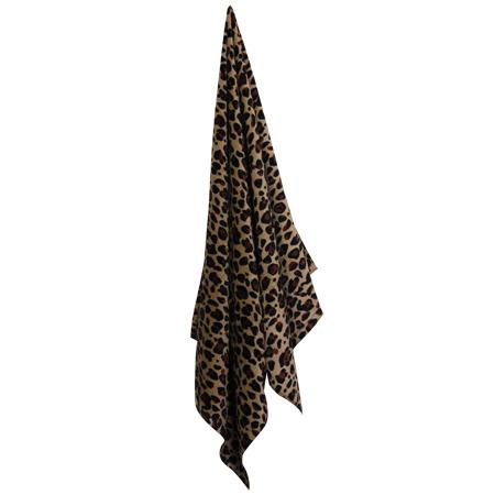 Carmel Towel Co. C3060-0832LB - Animal Print Towel