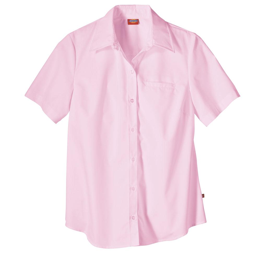 Dickies Occupational FS038 - Womens' Stretch Poplin classic Shirt