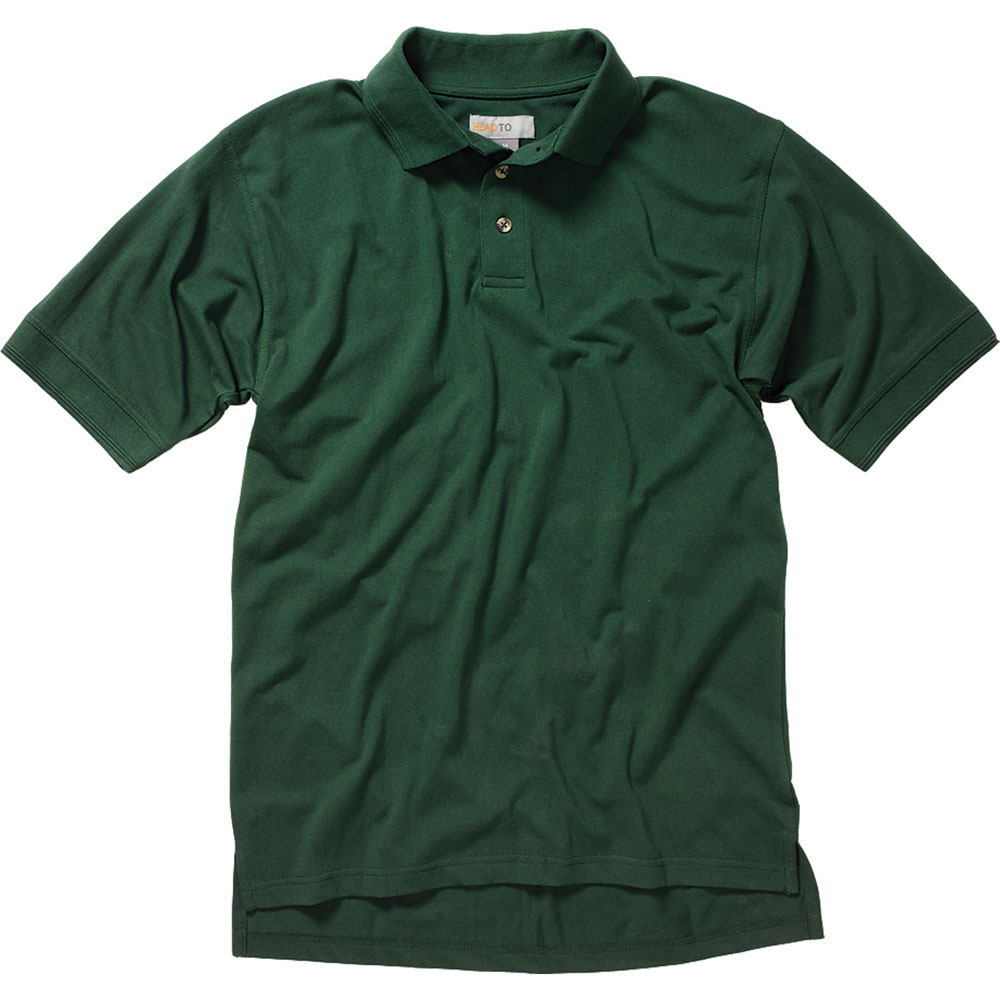 Head To Toe Head To Toe EZ Care 60 40 Pique Sportshirt