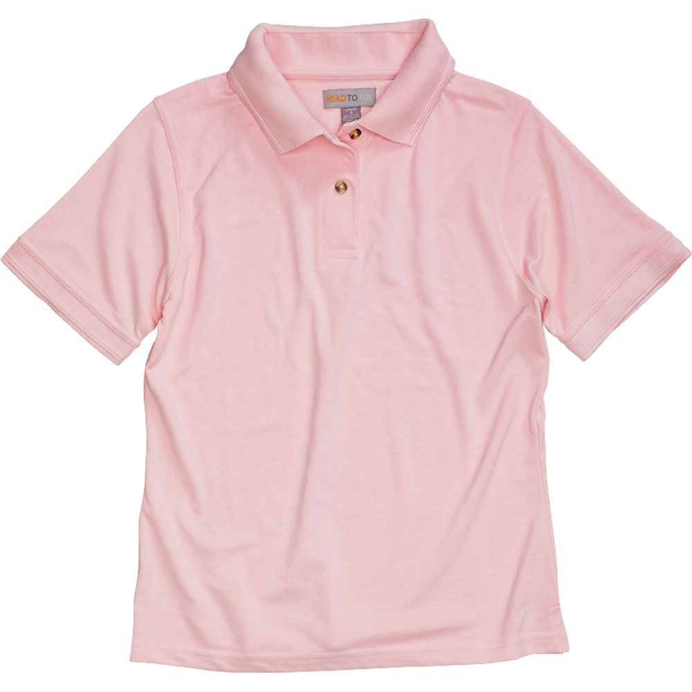 Head To Toe 9040 - EZ Ladies Care 60/40 Pique Sportshirt