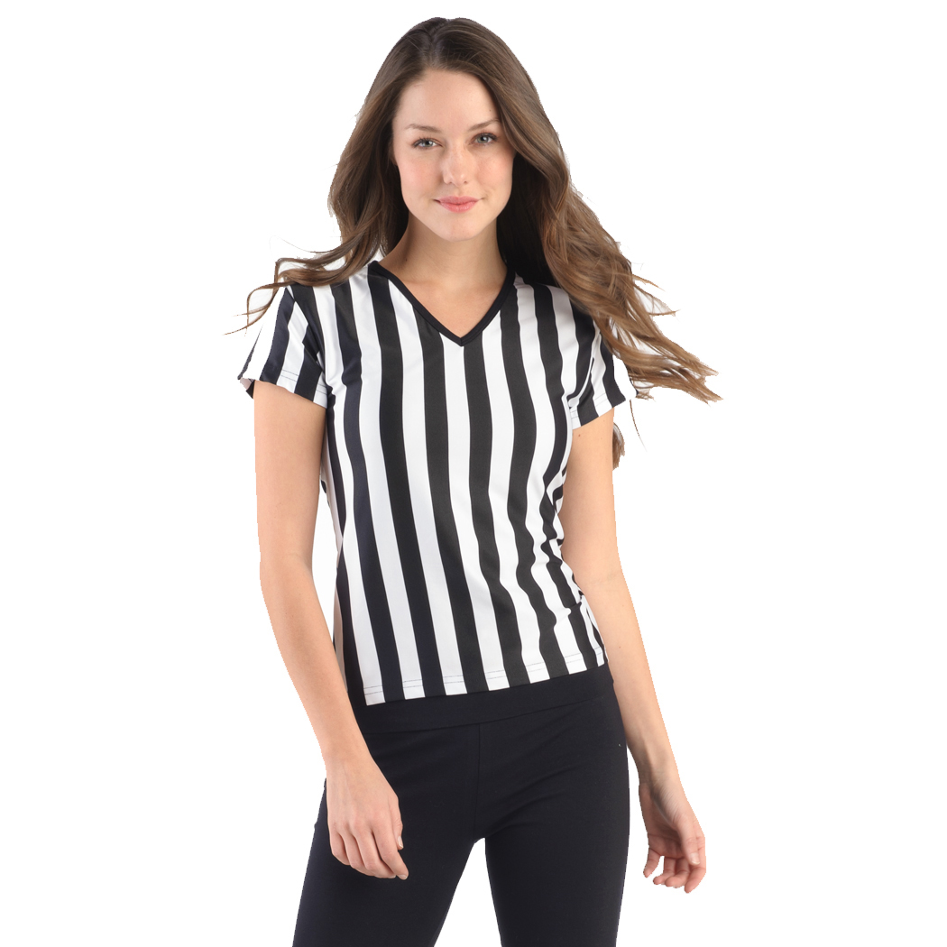 ... Face B02 - Juniors Referee Shirt with V-Neck $11.50 - Youth's T-Shirts