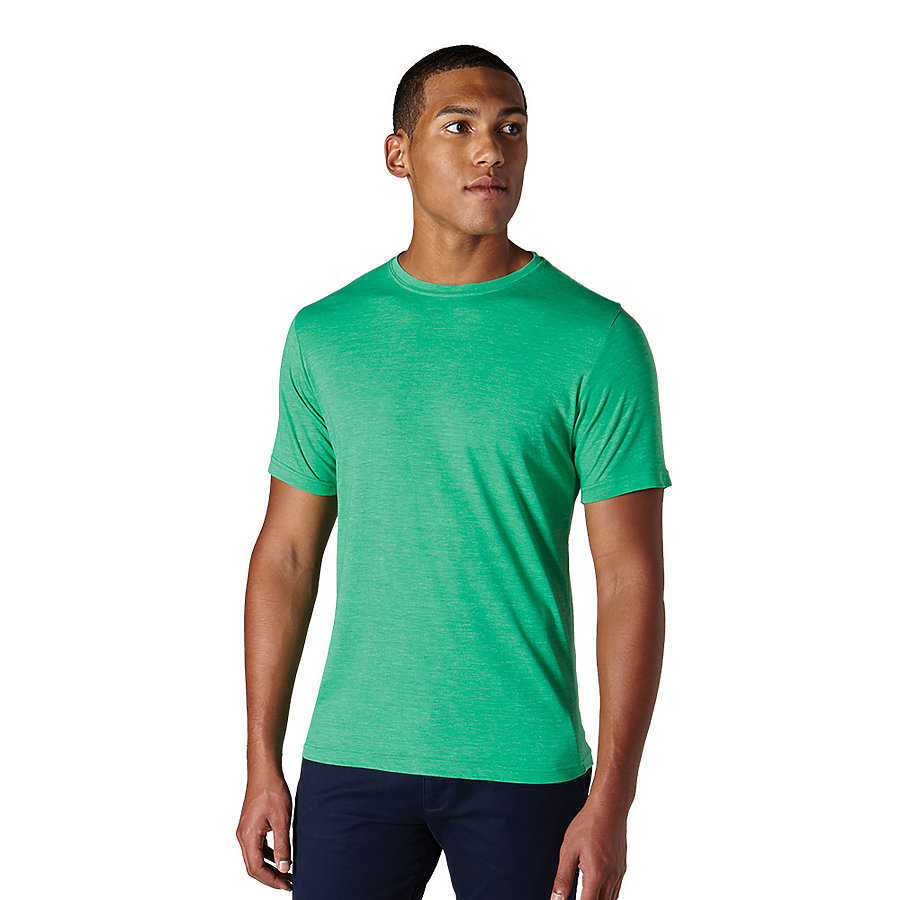 Tultex 0241 - Unisex Poly-Rich Blend T-Shirt
