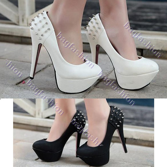 Bag Fashion 3797 - Sexy High Heels Fashion Ladies Shoes ...