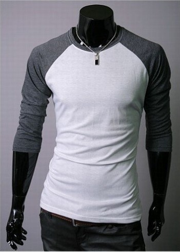 Cage Corner MTL002 - Men's Cotton Long Sleeve Shirts