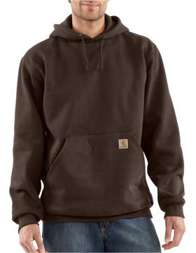 Carhartt K184 - Heavyweight Hooded Pullover Sweatshirt