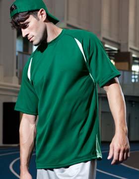 Champro BST6 - Contrast Mesh T-Shirt Jersey
