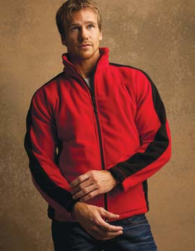 Kariban K910 - Ben Bi-Color Micro Polar Fleece Jacket