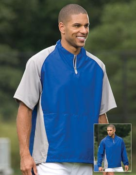Majestic 1JC1 - Cool Base Convertible Gamer Jacket