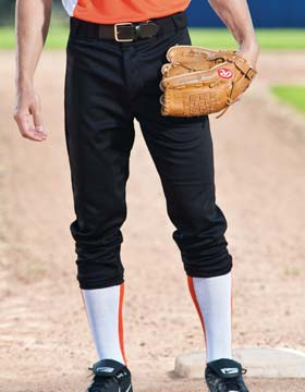 Majestic 8574 舒适时尚棒球裤子