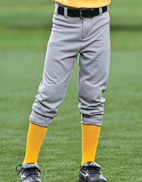 Majestic 857Y中青年青少年舒适专业棒球裤子