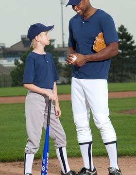 Majestic 854Y中青年青少年棒球裤子