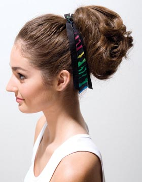 Soffe S140 - Accessories Ribbon Scrunch