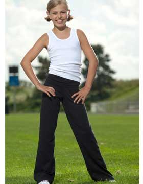 Soffe 96G - Girl's Yoga Pant