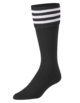 Twin City FSH31 - 3 Stripe Soccer Sock
