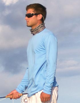 Vapor Apperal M700 - Solar Performance Long Sleeve Tee