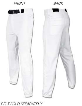 Champro BP3A - Belted Baseball Pant
