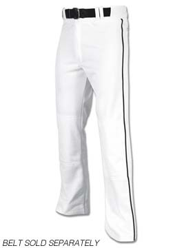 Champro BP61U - Pro-Plus Open Bottom Pant With Piping