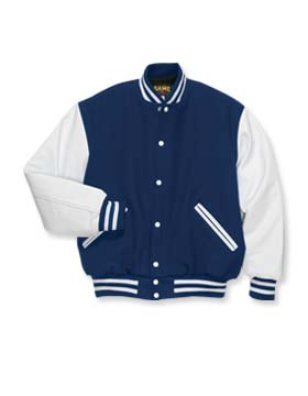 Game Sportswear 5000 - Classic Wool Varsity Jacket